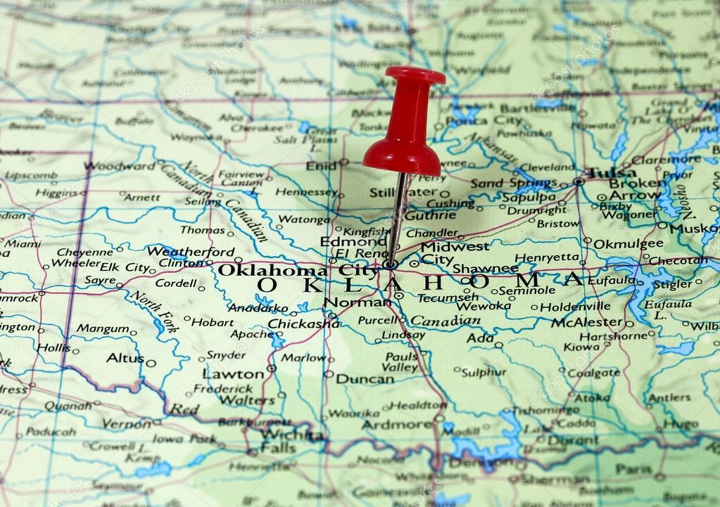 Oklahoma City In Oklahoma Usa Stock Photo C Bobby22 116755200