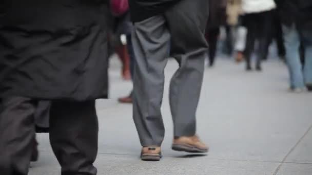people walking on street sidewal