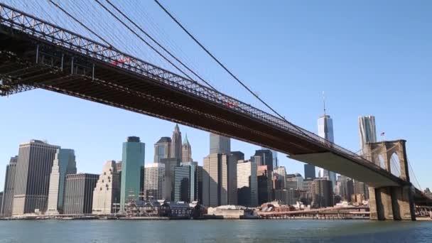 Brooklyn bridge a centra