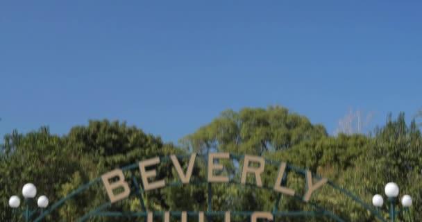 Beverly hills znamení