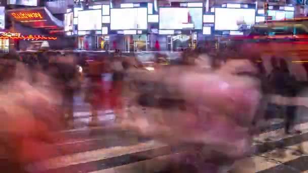 dav na křižovatku Times Square