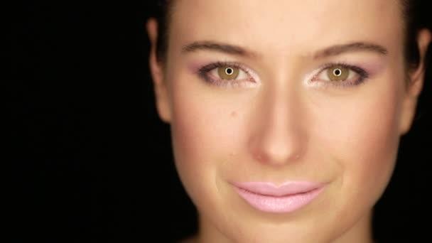 Kaukázusi női arc