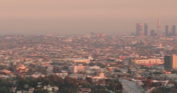 Los Angeles és Hollywood belvárosa