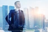 Podnikatel a kanceláří