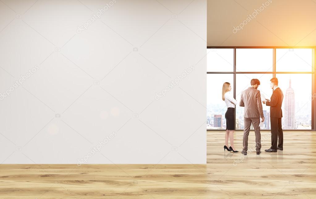 wall office. Fine Office Blank Office Wall Toning U2014 Fotografia De Stock Inside Wall Office F