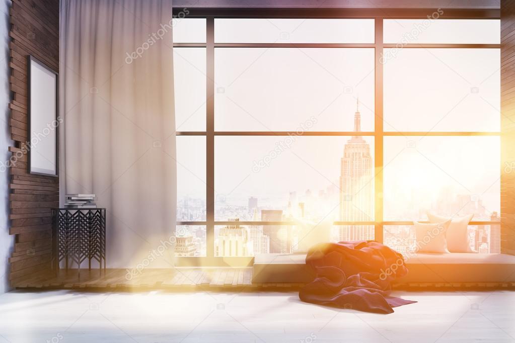 Angolo Del Letto : Angolo della camera da letto a new york u2014 foto stock