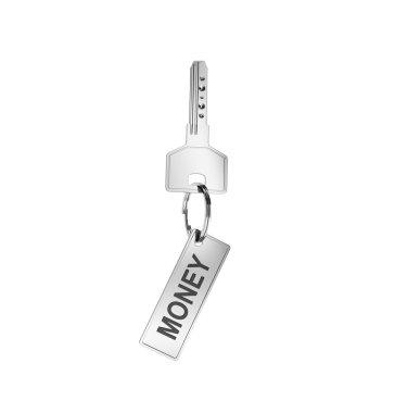 trinket with money