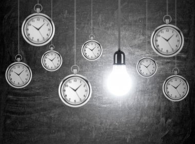Timing, new ideas