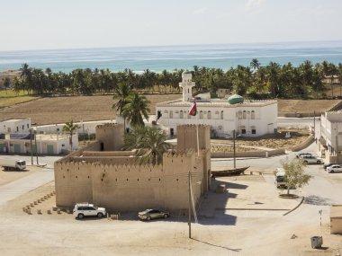 Taqa fort - castle, Oman