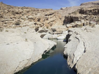 Wadi Bani Khalid, Ash Sharqiyah region, Oman