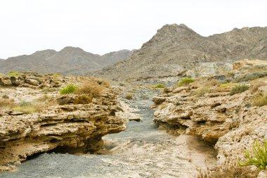 Masirah island landscape, sultanate of oman