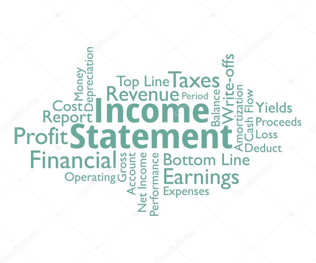 another word for income statement