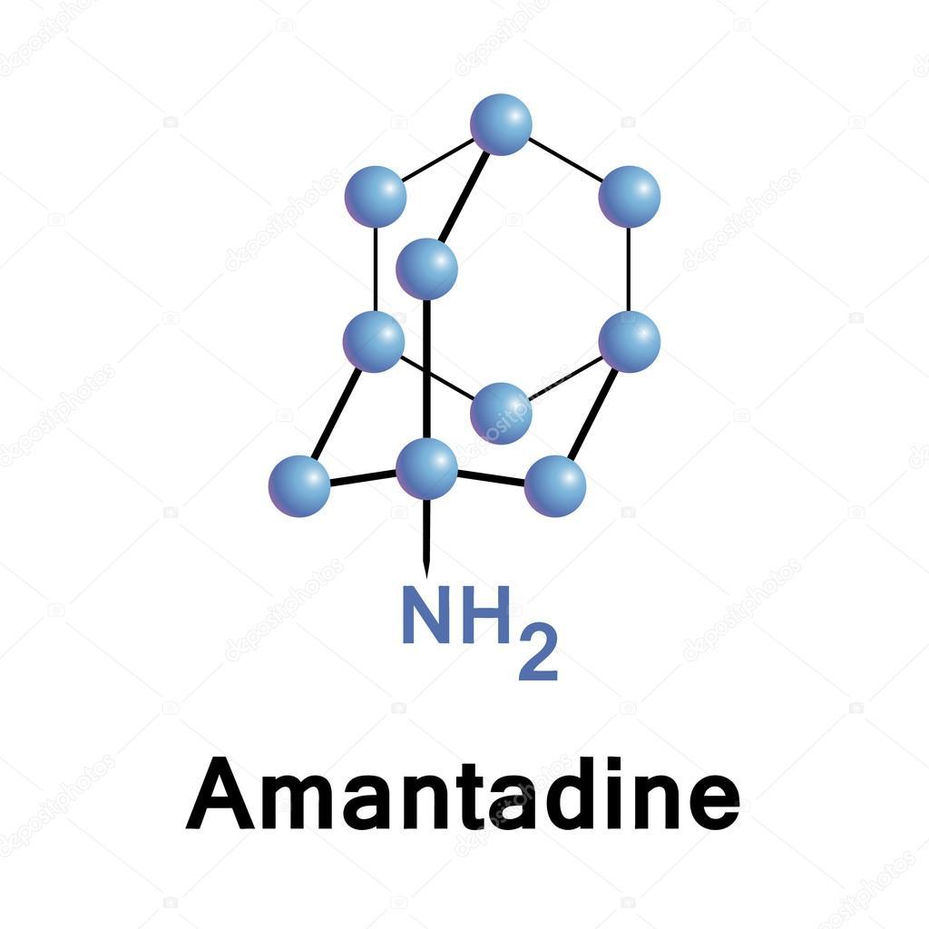 Αποτέλεσμα εικόνας για Αμανταδίνη