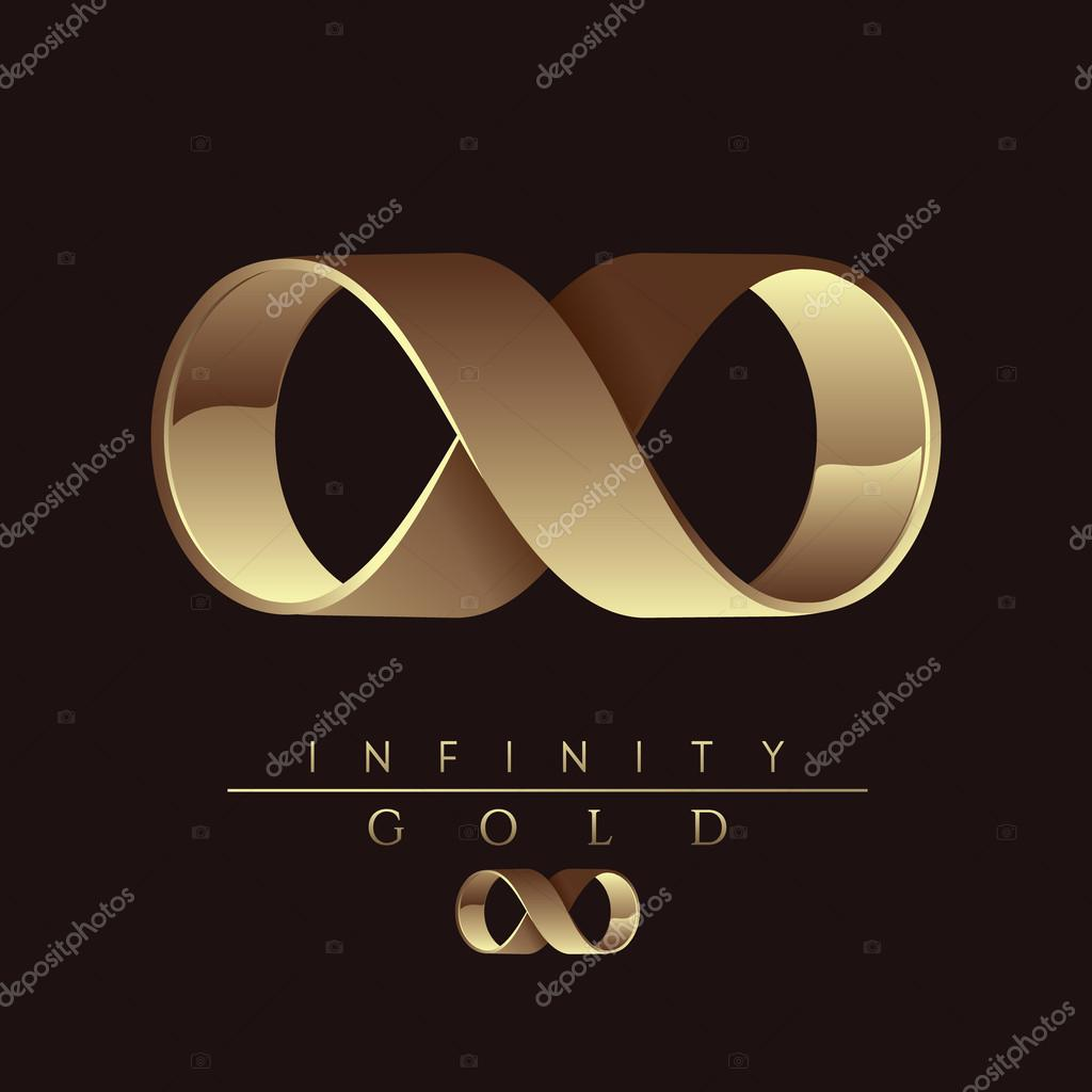 Infinity sign stock vectors royalty free infinity sign gold infinity sign royalty free stock vectors biocorpaavc Choice Image