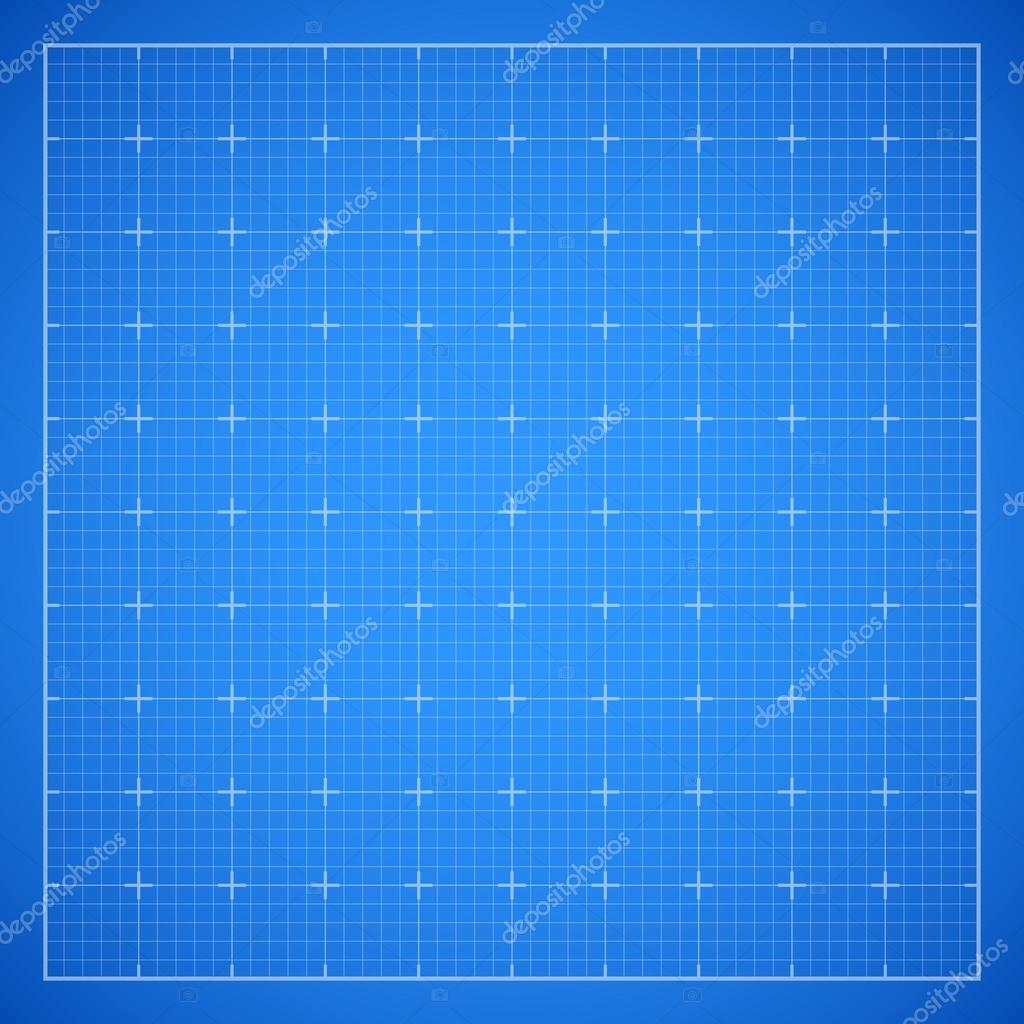 Blue square grid blueprint stock vector sidmay 53353455 blue square grid backdrop blueprint vector background illustration vector by sidmay malvernweather Images