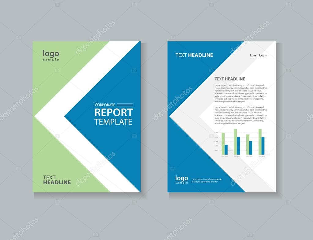 Business cover design template and brochure annual report flyer business cover design template and brochure annual report flyer company profile layout template concept vector by tcdesign wajeb Images