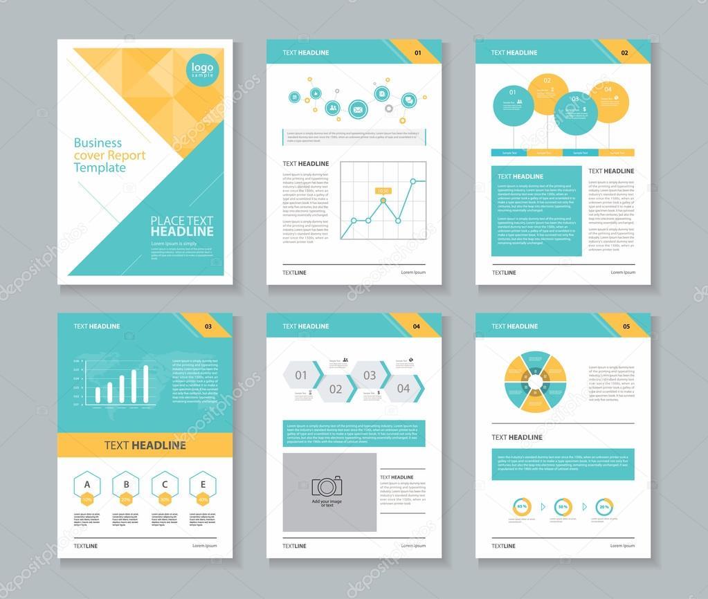 Firma Profil, Geschäftsbericht, Broschüre, Flyer, Seite-Layout ...