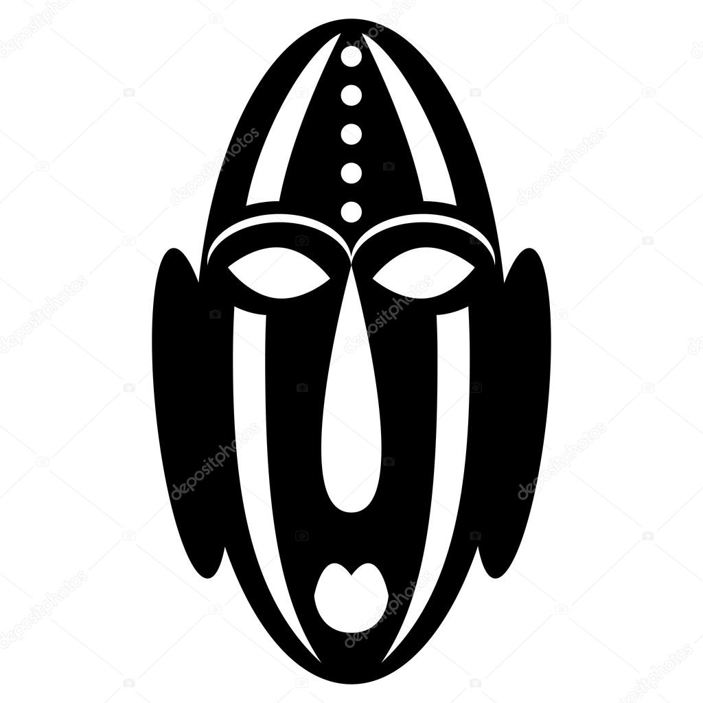 African masks tribal design stock vector lianella 62785049 vector icons for tribal designs vector by lianella biocorpaavc Image collections