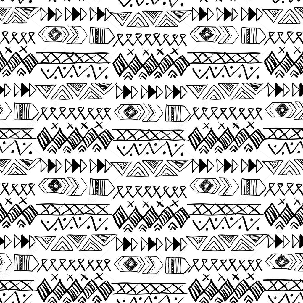 native american seamless pattern u2014 stock vector lianella 81154334