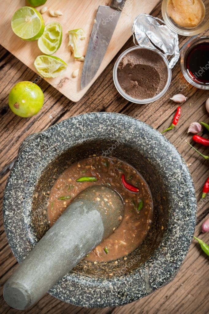 shrimp paste chilli sauce