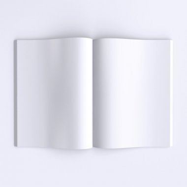 Template blank pages