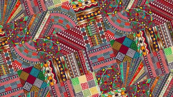 Tribal patchwork