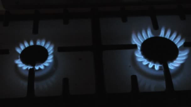 Gasbrenner zu Hause enthalten