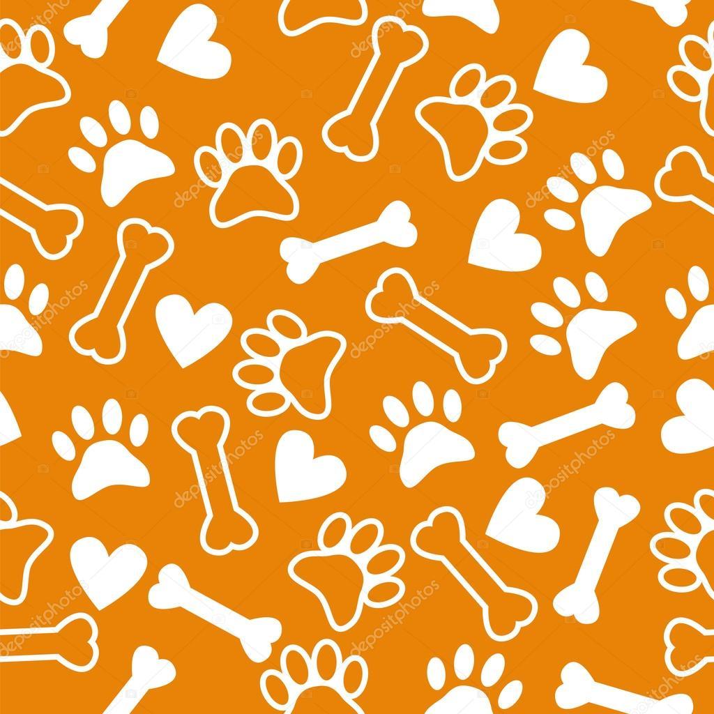 dog bone pattern - HD1000×1080