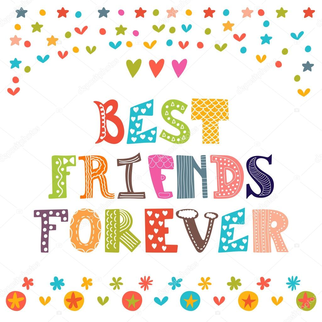 a bestfriend forever How to be friends forever with your best friend you may be popular, or you may be a loser but you have friends more importantly, you have a best friend sometimes, there are times when you are annoyed, but besides that, they are some of.