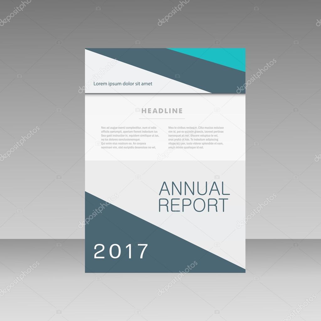 Jährlichen Bericht Business Broschüre Vorlage. Buchpräsentation in ...