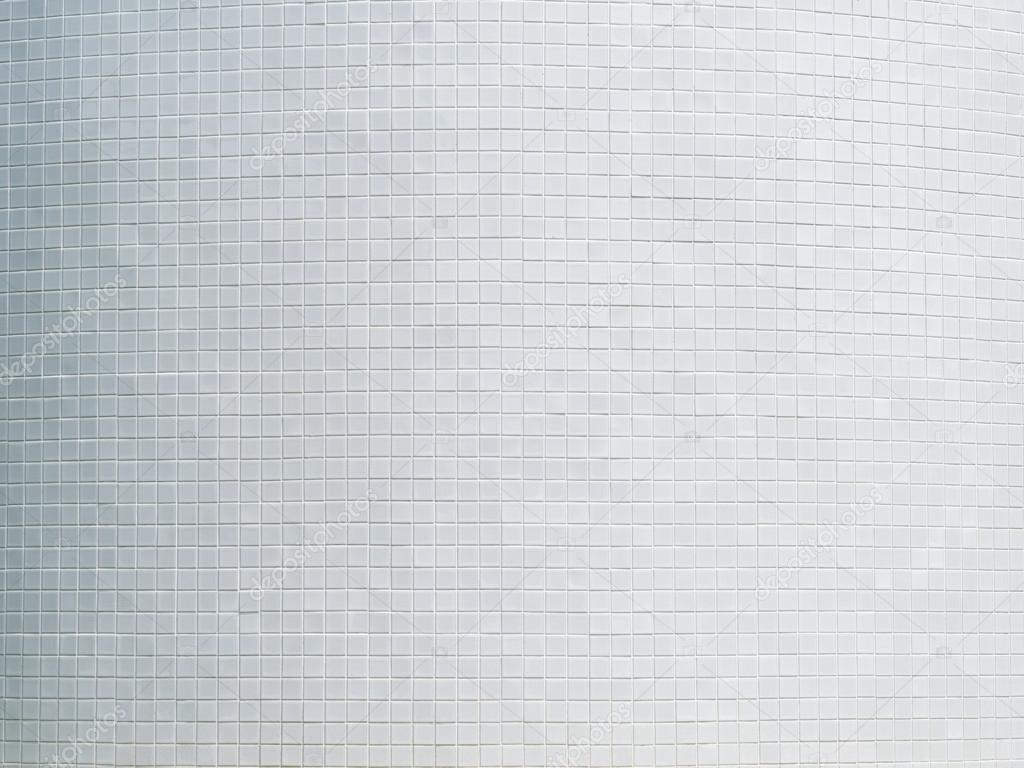 Struttura delle mattonelle di ceramica bianco u foto stock
