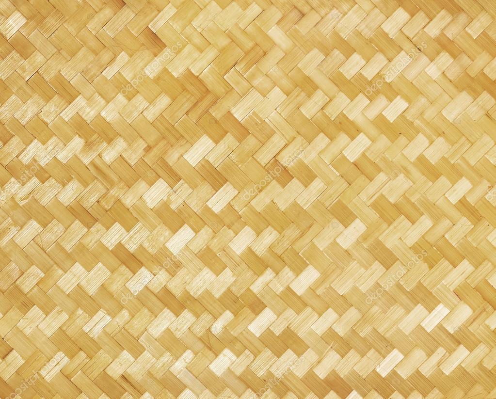 Weaved Bamboo Craft By Handmade Stock Photo C Missisya 70609603