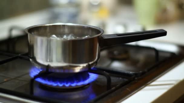 Vypínání plynu