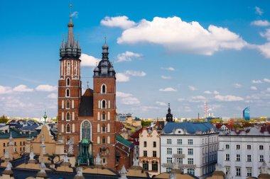Mary's Church in Krakow