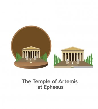 Temple of Artemis at Ephesus world wonder