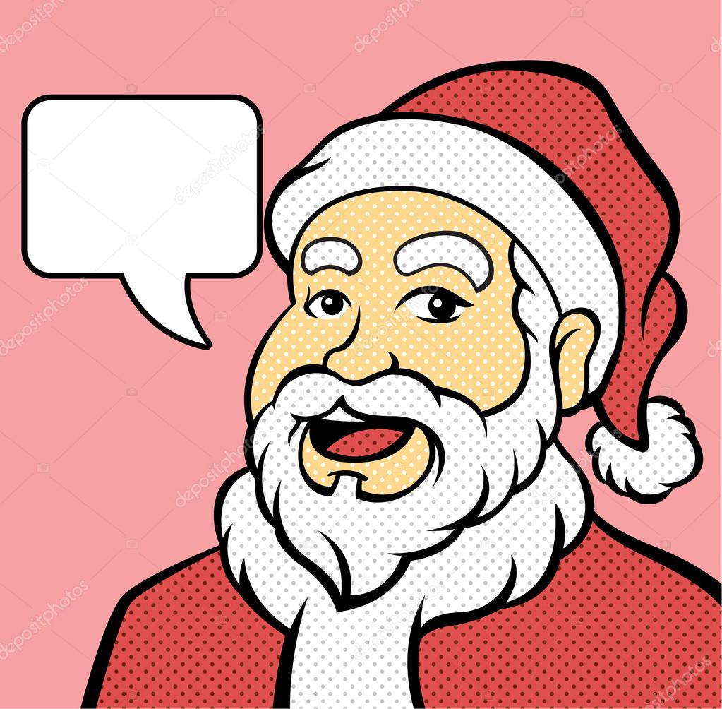 Immagini Comiche Natale.Vettore Babbo Natale Comiche Babbo Natale Comiche Di