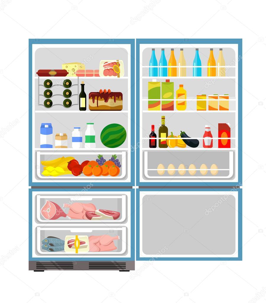 """Résultat de recherche d'images pour """"plein du frigo"""""""