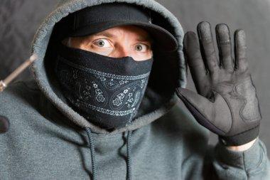 Burglar Busted