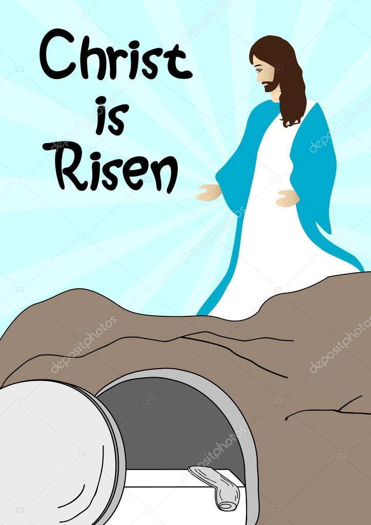 Jesus Christ is risen