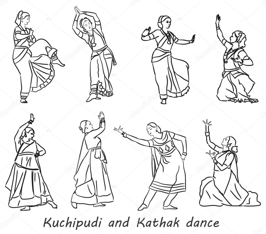 ᐈ Kathak Dance Royalty Free Kathak Dancer Download On Depositphotos