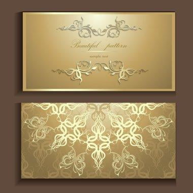 luxury card