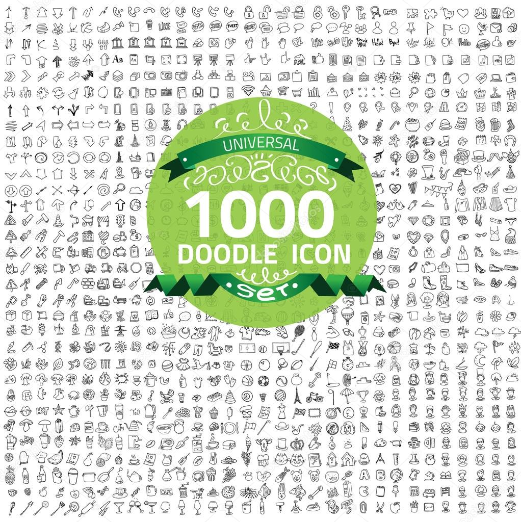 Set of 1000 Quality icon