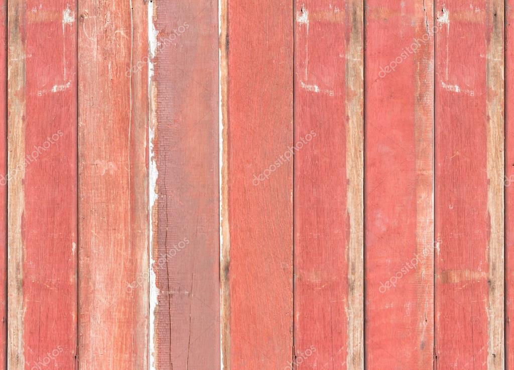 Hintergrund rote holzwand