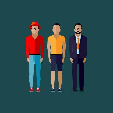 Men fashion style
