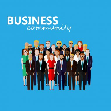 Business or politics community