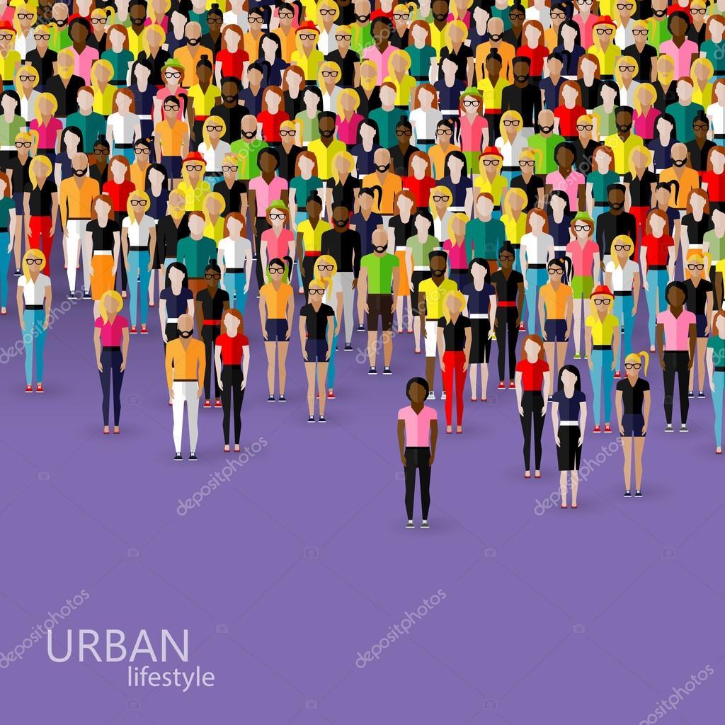 Urban lifestyle concept