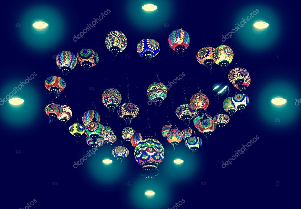 Luxe verlichting decoratie — Stockfoto © Tzido #115960642
