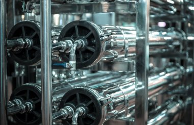 Industrial equipment machine factory