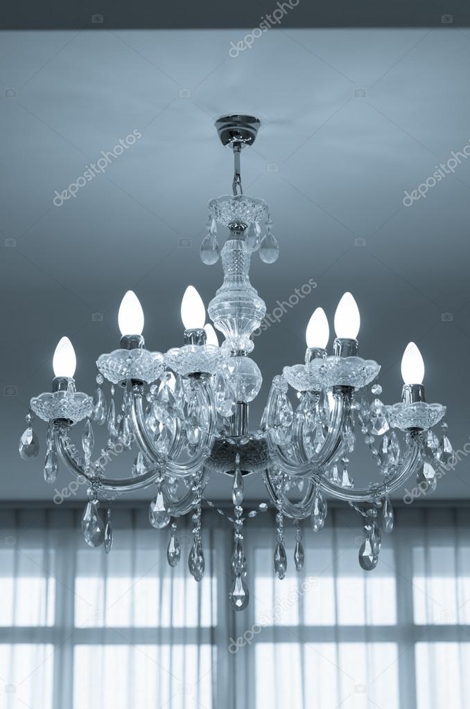 Luxe verlichting decoratie klassieke — Stockfoto © Tzido #98478546