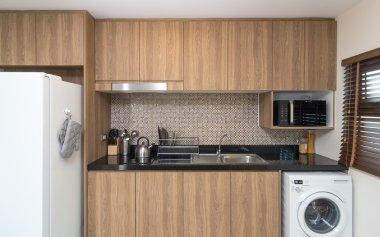 Luxury Interior kitchen room